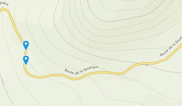 Saint-Claude, Guadeloupe Map