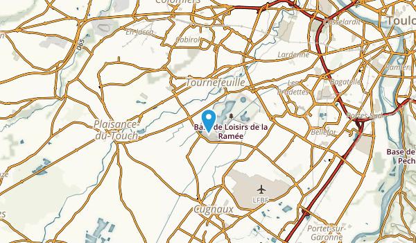 Tournefeuille, Haute-Garonne Map