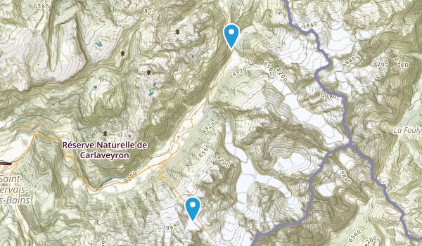 Best Trails near ChamonixMontBlanc HauteSavoie France AllTrails