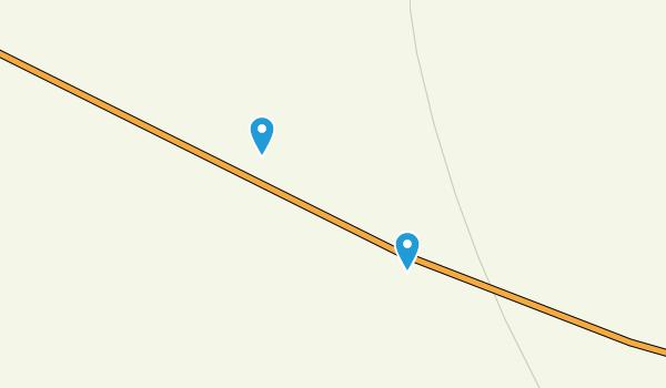 Lussolle, Landes Map