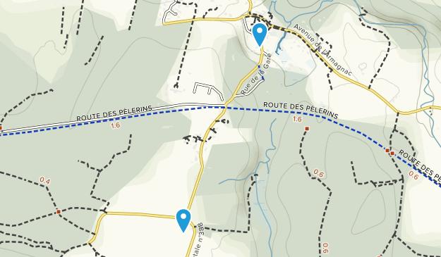 Bougue, Nouvelle-Aquitaine Map