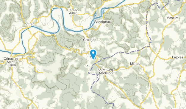 Grolejac, Nouvelle-Aquitaine Map