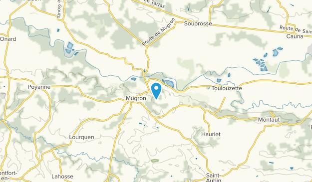 Nerbis, Nouvelle-Aquitaine Map