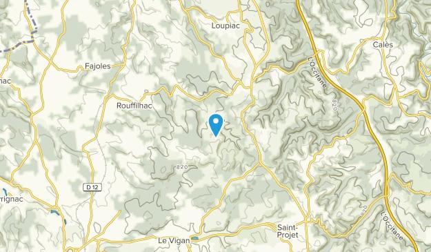 Payrac, Nouvelle-Aquitaine Map