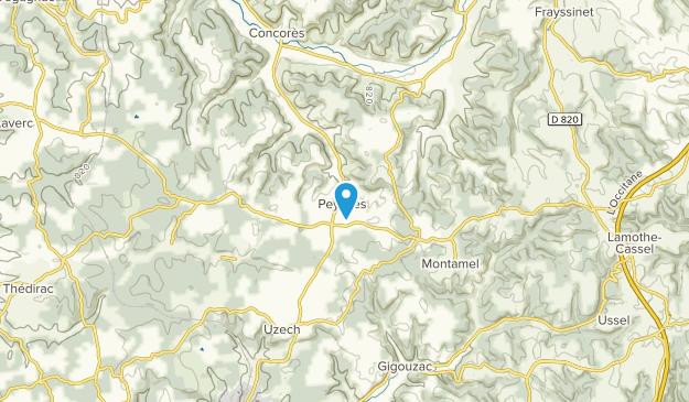 Peyrilles, Nouvelle-Aquitaine Map