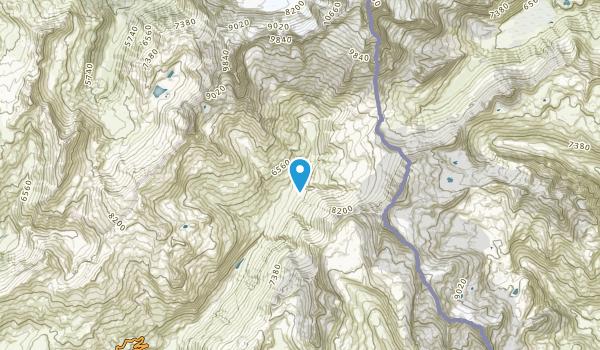Bourg-Saint-Maurice, Savoie Map