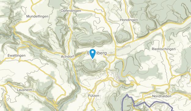 Blumberg, Baden-Württemberg Map