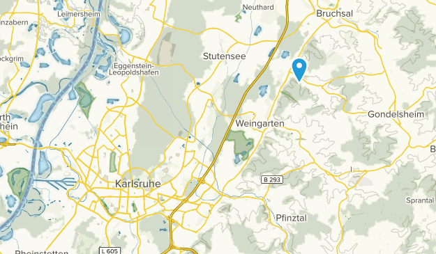 Karlsruhe Map Of Germany.Best Trails Near Karlsruhe Baden Wurttemberg Germany Alltrails