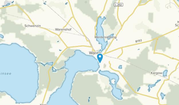 Best Trails Near Waren Mecklenburg Western Pomerania Germany