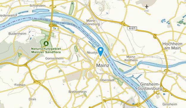 Best Trails Near Mainz Rheinland Pfalz Germany Alltrails