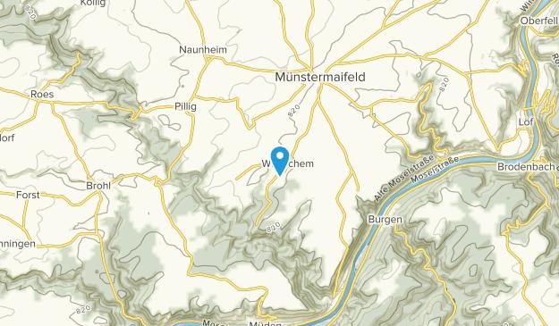 Best Trails Near Wierschem Rheinland Pfalz Germany Alltrails