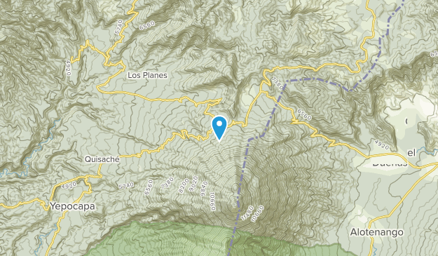 La Soledad, Chimaltenango Map