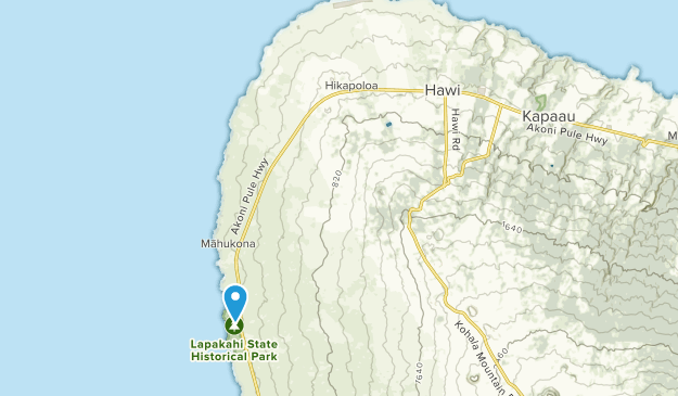 Best Trails Near Hawi Hawaii Hawaii Alltrails