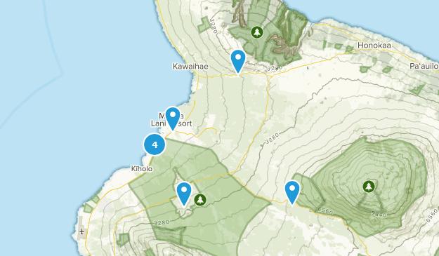 Best Trails Near Waikoloa Village Hawaii Hawaii Alltrails