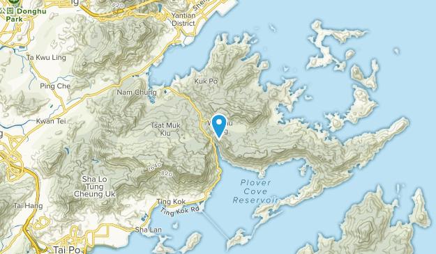 Sha Ta, Hong Kong Map