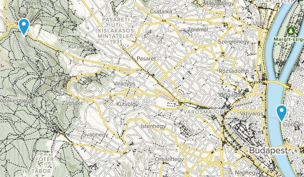 Best Trails in Budapest Hungary | AllTrails