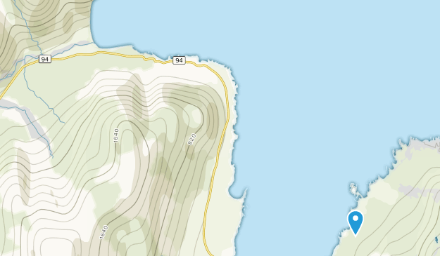 Borgarfjarðarhreppur, Austurland Map