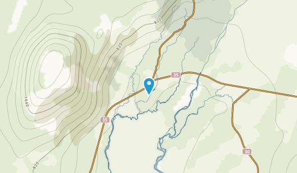 Geysir, Suðurland Map
