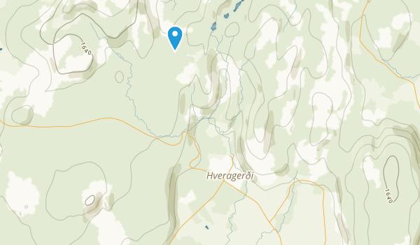 Ölfus, Suðurland Map