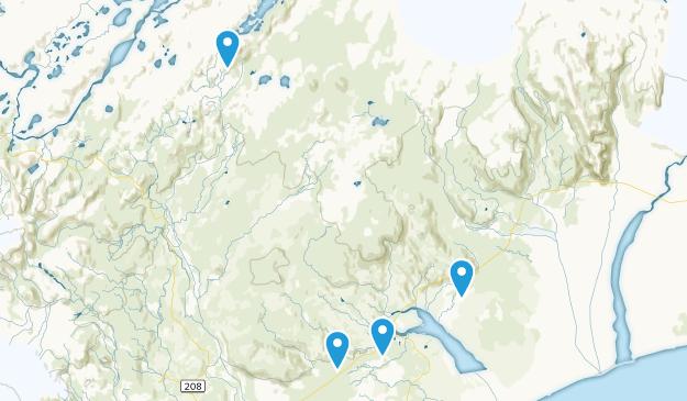Skaftárhreppur, Suðurland Map