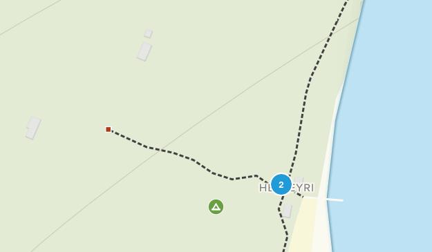 Ísafjarðarbær, Vestfirðir Map