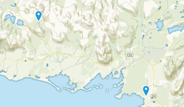 Eyja- og Miklaholtshreppur, Vesturland Map