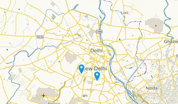 Best Trails Near New Delhi Delhi India Alltrails