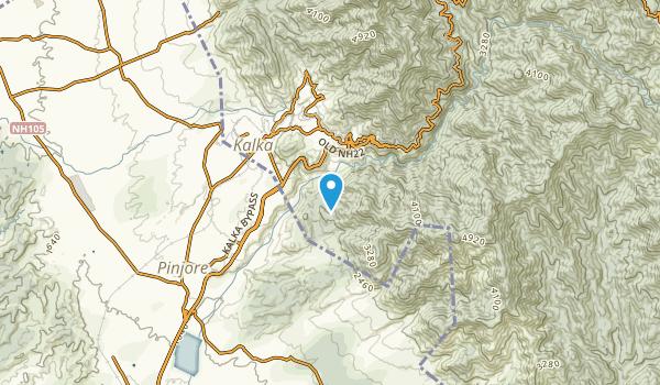 Naolta, Haryana Map