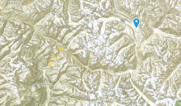 Manali, Himachal Pradesh Map