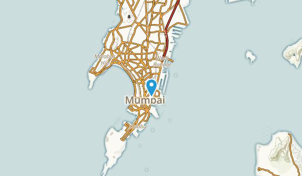 Mumbai, Maharashtra Map