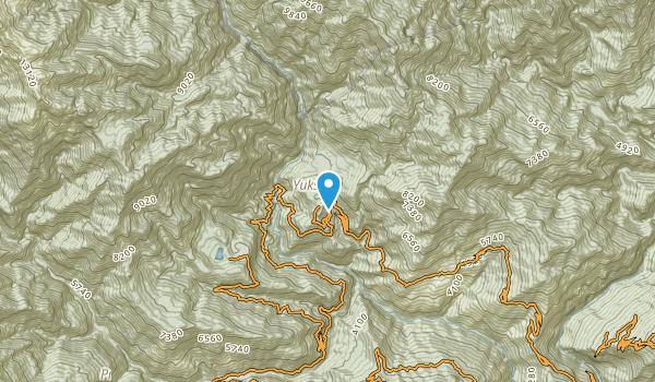 Yuksom, Sikkim Map