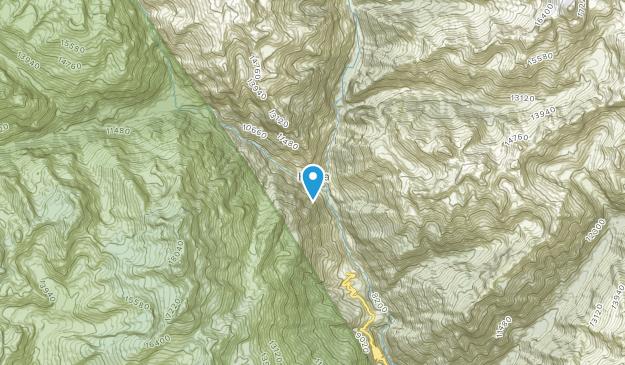 Zema, Sikkim Map