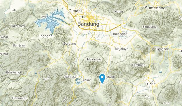 Bandung, Jawa Barat Map