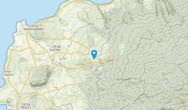 Pancasila, Sumbawa Map