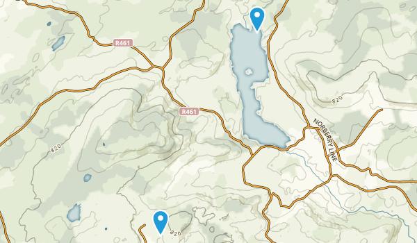 Flagmount, Clare Map