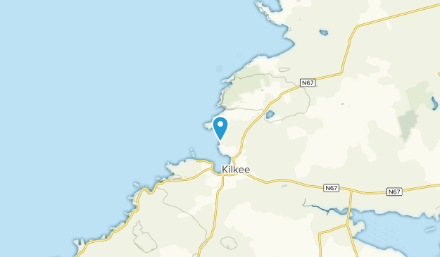 Kilkee, Clare Map