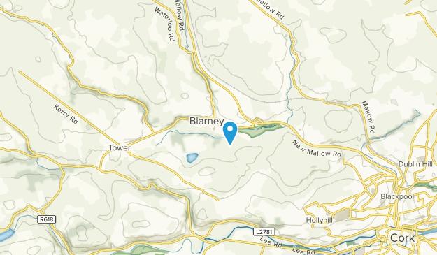 Blarney Ireland Map.Best Trails Near Blarney Cork Ireland Alltrails