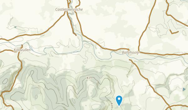 Castletownroche, Cork County Map