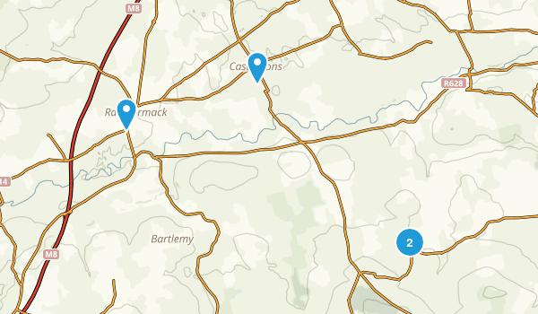 Rathcormac, Cork Map