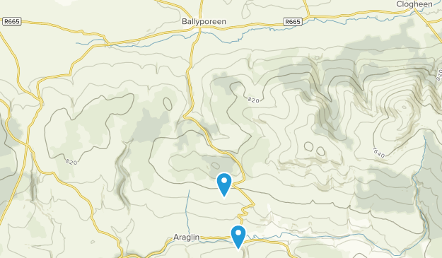 County Tipperary Ireland Map.Best Trails Near Ballyporeen County Tipperary Ireland Alltrails