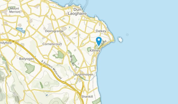 Cabinteely, Dún Laoghaire-Rathdown Map