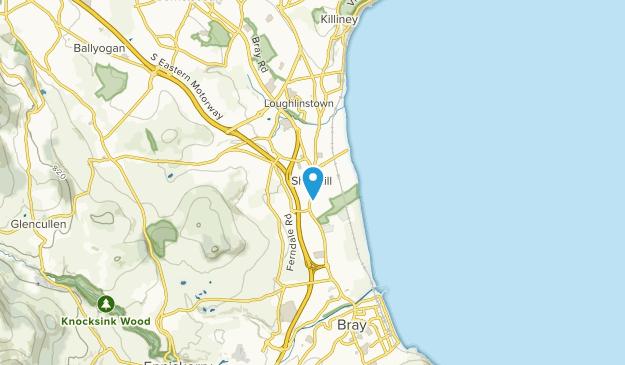 Shankill, Dunlaoghaire-Rathdown Map