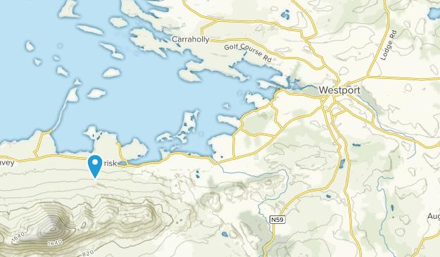 Westport, Mayo County Map