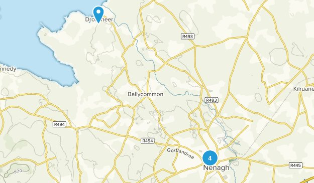 Nenagh, North Tipperary Map