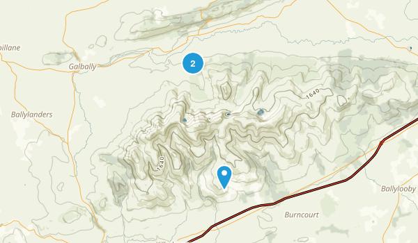Glencoshabinnia, South Tipperary Map
