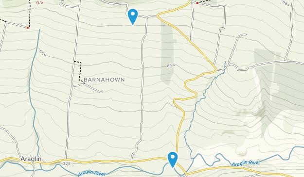 Kingston Bridge, Waterford Map