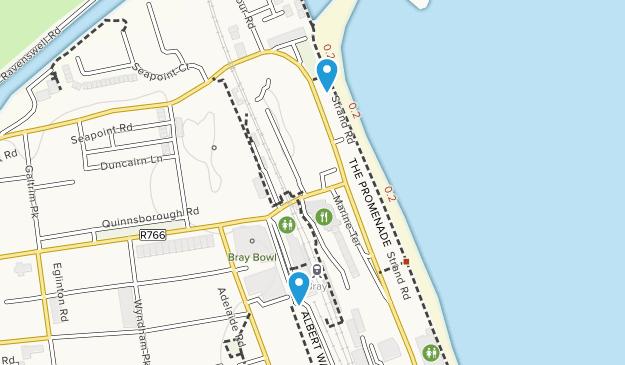 Bray, Wicklow Map
