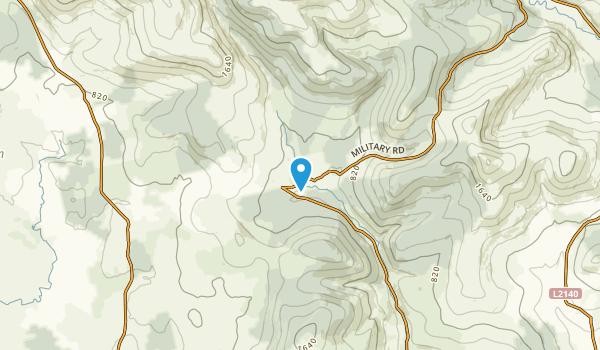 Farbreaga, Wicklow Map