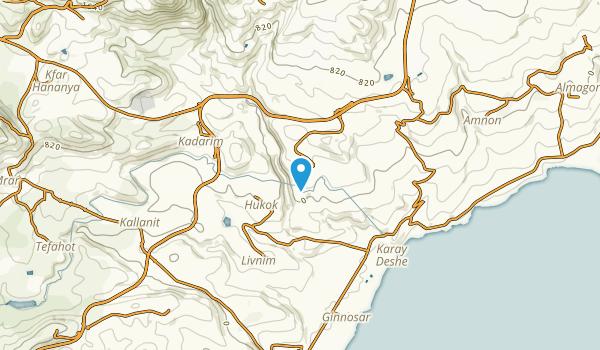 Kachal, HaDarom Map