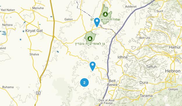 Karmel Katif, HaDarom Map